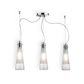Ideal Lux KUKY CLEAR SP3 Pendelleuchte