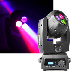 BeamZ MHL832 Double Beam LED Moving Head RGB