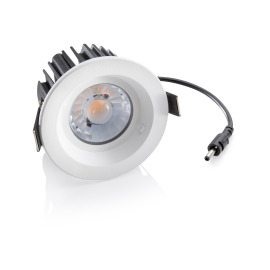 Lumego Kastra LED downlight, 3000 K, IP65, without Ceiling Ring, without Power Supply Unit