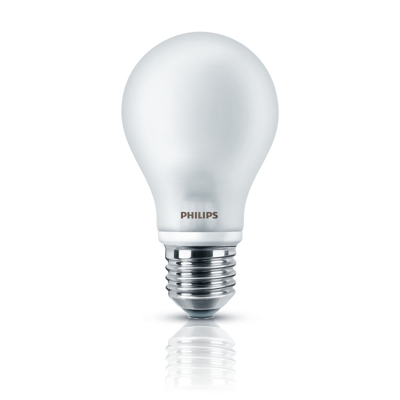 philips classic ledbulb 6 40w e27 827 a60 fr nd led lampen leuchtmittel lampen. Black Bedroom Furniture Sets. Home Design Ideas