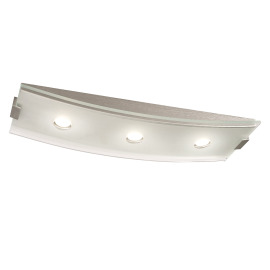 Lirio ceiling light Altena, aluminium
