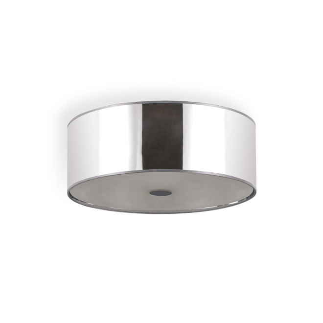 Ideal Lux WOODY PL5 CROMO ceiling light