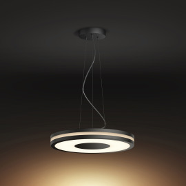 Philips Hue Being LED Luminaire Suspendu noir