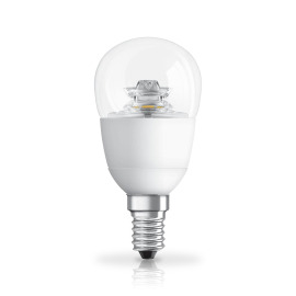 Osram Star Classic LED Bulb E14 6W, warmwhite, clear