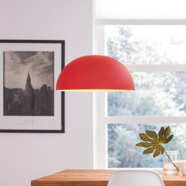 Philips myLiving pendant light Rye red