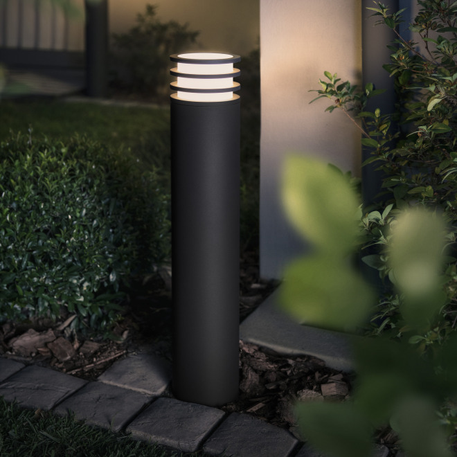 Philips Hue LED Path Light Lucca anthracite, Hue White