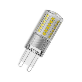 Osram LED STAR PIN 48 klar non-dim 4,8W 827 G9