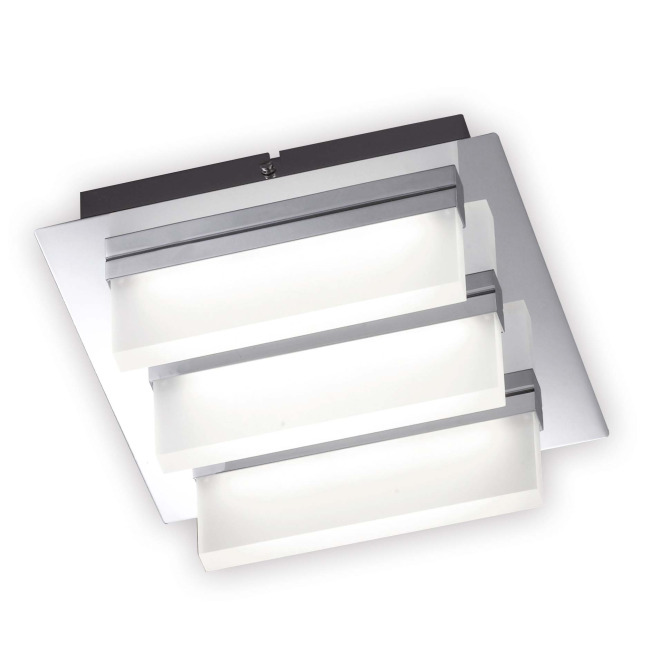 Fischer & Honsel ceiling light Sporto 3-flame