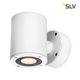 SLV Sitra Up/Down WL, LED Outdoor Wall Light, white