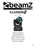 Bedienungsanleitung BeamZ Illusion II Moving Head 3 LED-Ring Spot