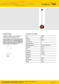 Data sheet SLV LIGHT EYE white chrome