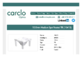Datasheet Carclo lens 10mm for Cree, Osram, Nichia, Luxeon and Seoul