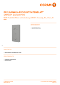 Data sheet Osram Smart+ Switch Mini grey
